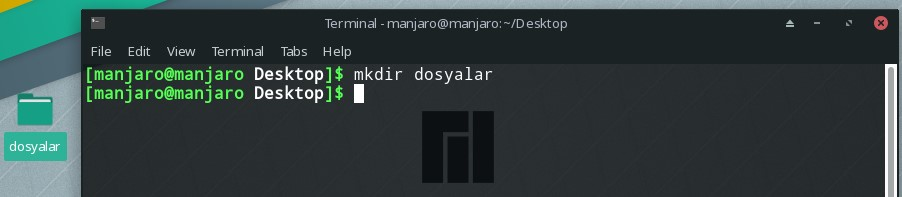 linux mkdir command