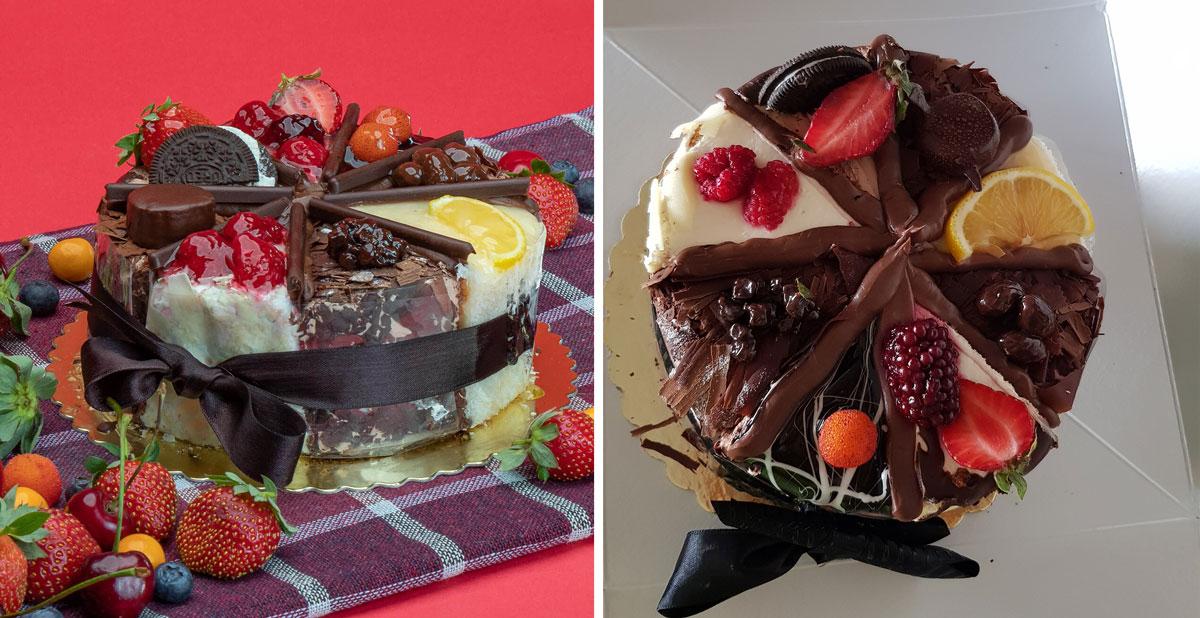 livanın 8 lezzetli pastası