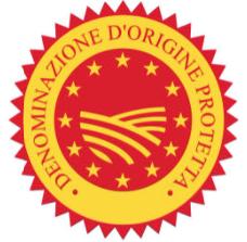 orijinal parmesan peyniri logosu