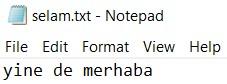 php dosya güncelleme
