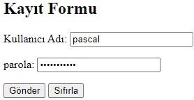 php get password