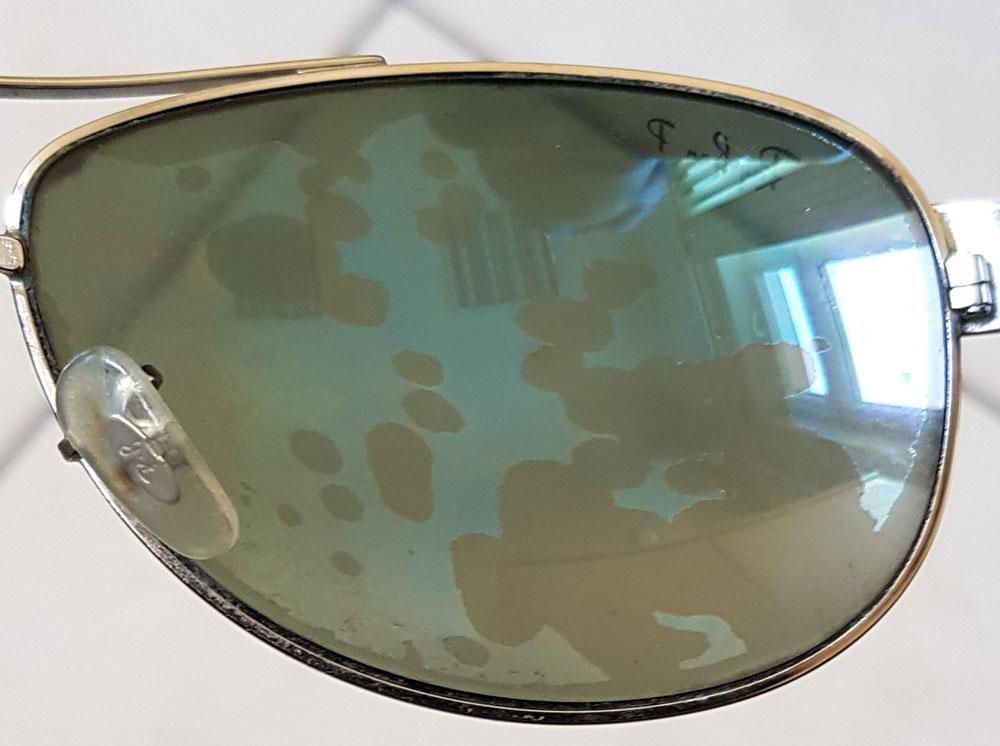 polarize güneş gözlüğü problemi