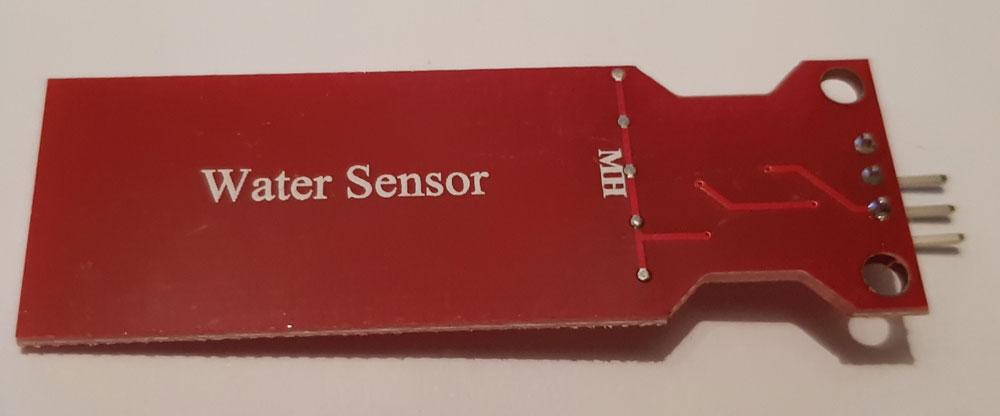 su sensörü arduino