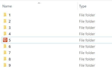 windows klasör ikonu değiştirmek