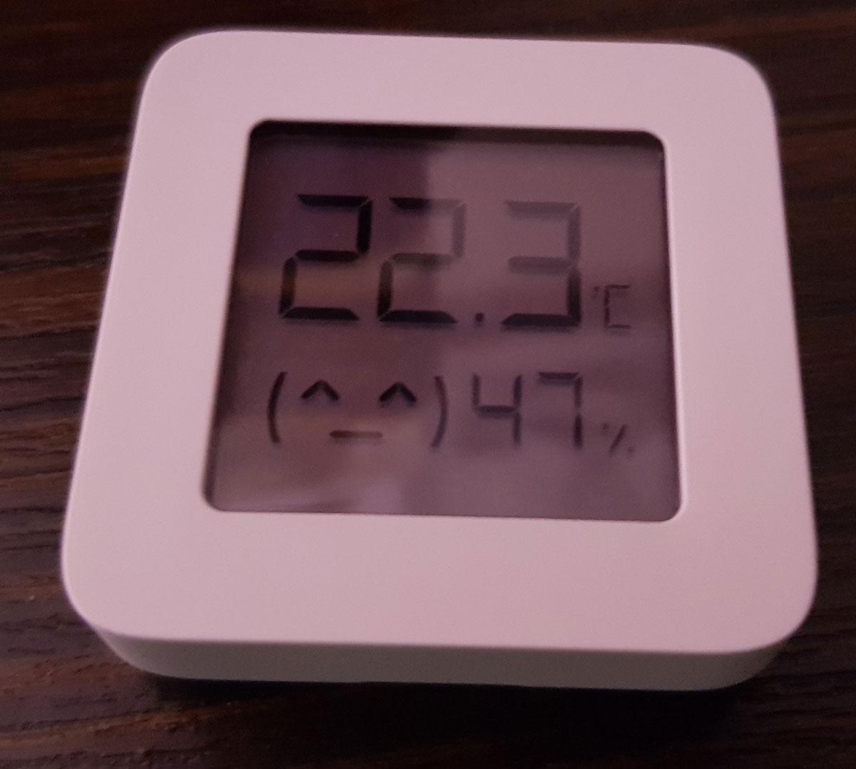 xiaomi sıcaklık ölçer