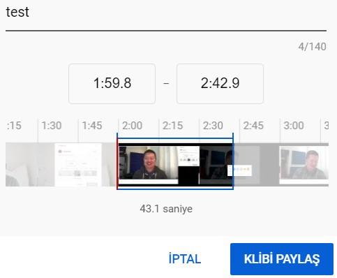 youtube klip hazırlama